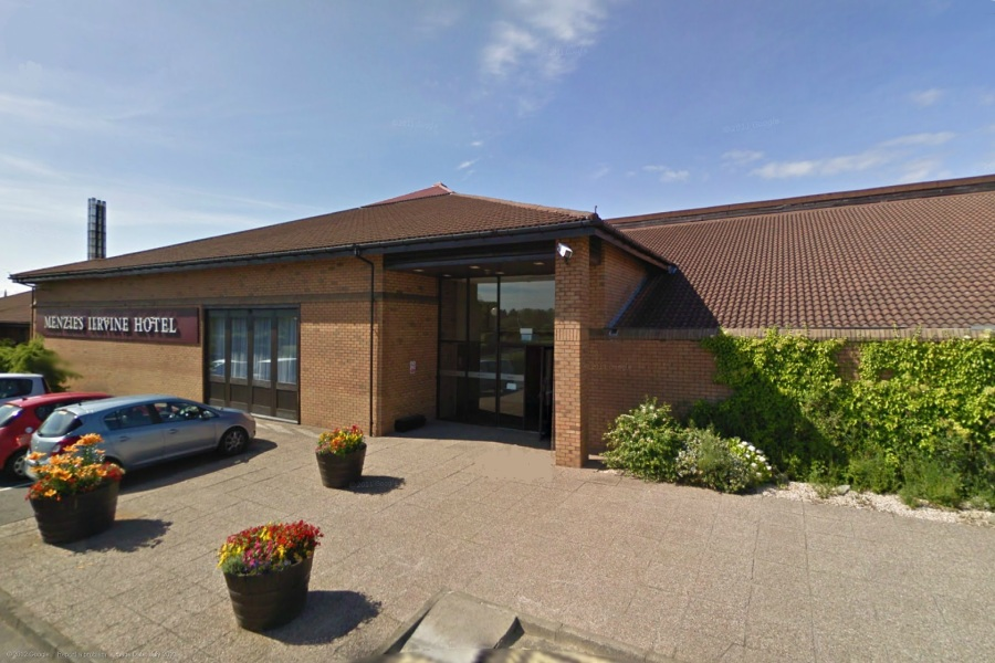 Menzies irvine hotel ayrshire 5 day maxfields executive - Menzies hotel irvine swimming pool ...