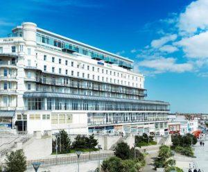 The Park Inn Palace Hotel Southend On Sea Maxfields Coach Travel