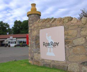 Rob Roy Hotel Aberfoyle